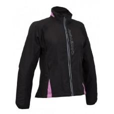 Куртка ONE WAY Nina, жен., черный/розовый, M