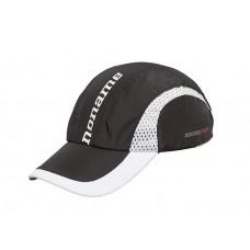 Кепка Noname, running cap, черный